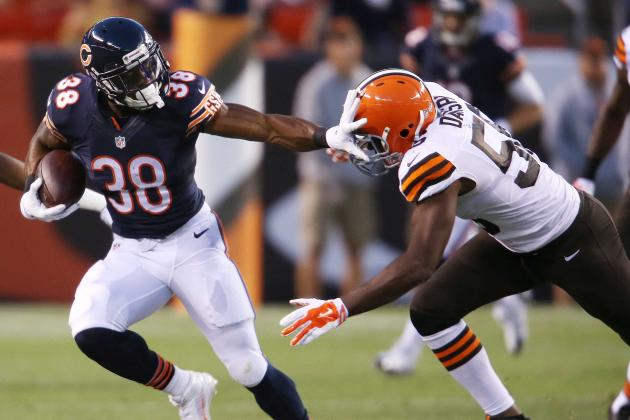 Chicago Bears: Immediate 53-Man Roster Cut Predictions Post-Browns Game