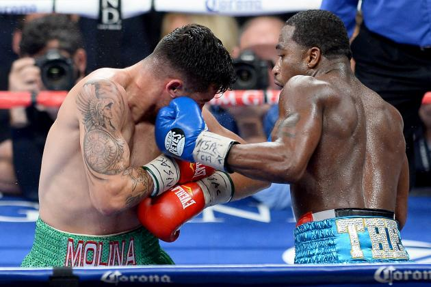 Adrien Broner vs. Emmanuel Taylor: Preview and Prediction for Welterweight Bout