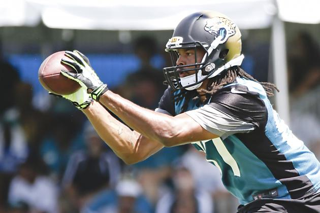 Jacksonville Jaguars' Biggest Preseason Disappointments
