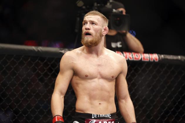 UFC 178: Conor McGregor vs. Dustin Poirier Head-to-Toe Breakdown