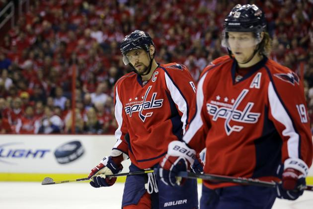 Predicting the Statistical Leaders for the Washington Capitals in 2014-15