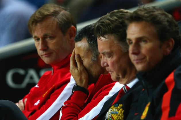 MK Dons vs. Manchester United: Winners and Losers from Capital One Cup Game