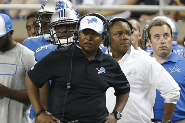 Detroit Lions' Biggest Preseason Disappointments so Far