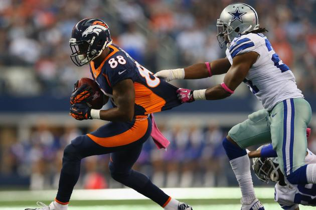 Denver Broncos vs. Dallas Cowboys: Broncos Preseason Week 4 Game Preview