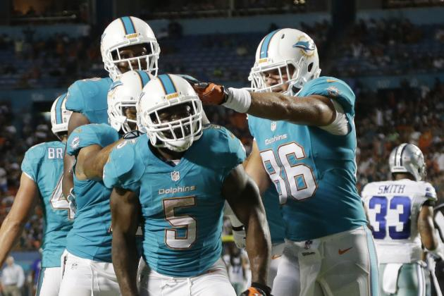 Miami Dolphins vs. St. Louis Rams: Dolphins Preseason Week 4 Preview