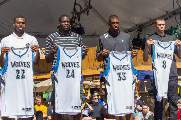 Early Predictions for Minnesota Timberwolves' Starting Lineup Next Season