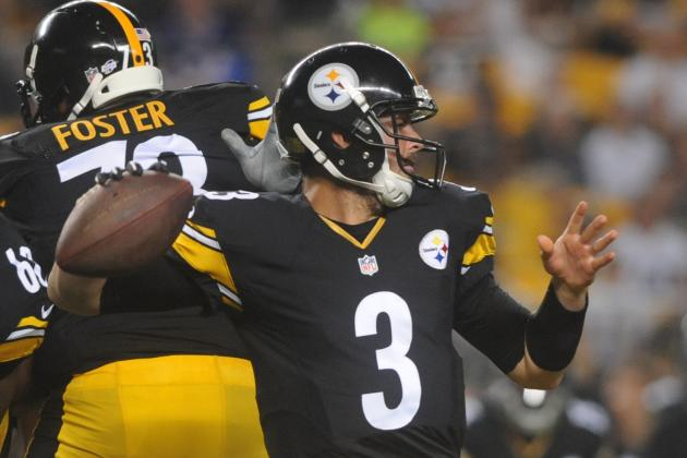 Carolina Panthers vs Pittsburgh Steelers: Steelers Preseason Week 4 Game Preview