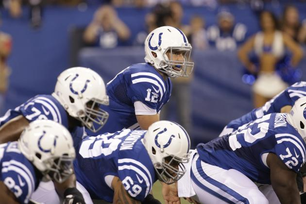 Updated 53-Man Roster Projections for the Colts After Week 3 of the Preseason