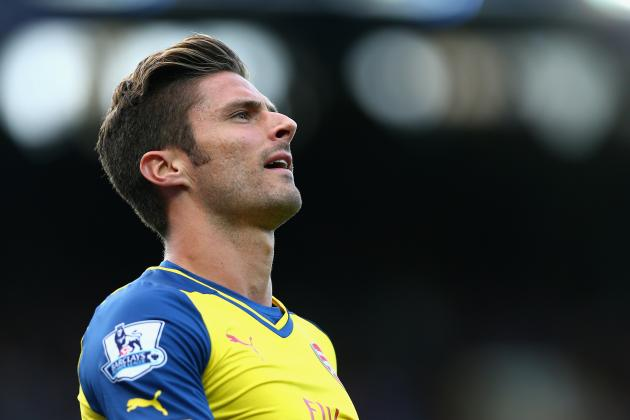 Who Will Arsenal Replace Olivier Giroud With?