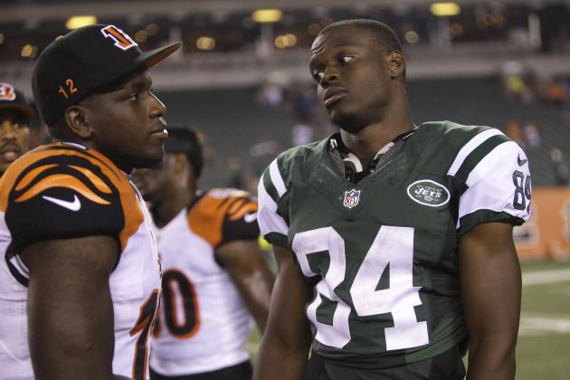 New York Jets' Biggest Preseason Disappointments so Far