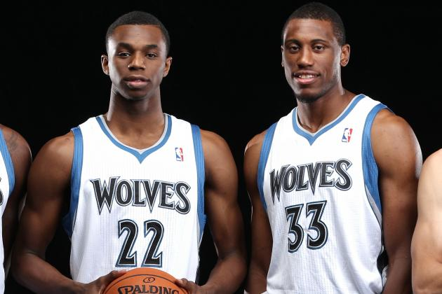 Building Minnesota Timberwolves' Ideal Starting Lineup Post-Kevin Love Trade