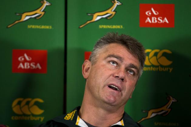 5 Biggest Concerns for South Africa Coach Heyneke Meyer in Rugby Championship
