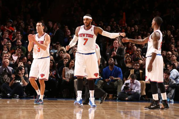 What to Expect from Every NY Knicks Player in 2014-15