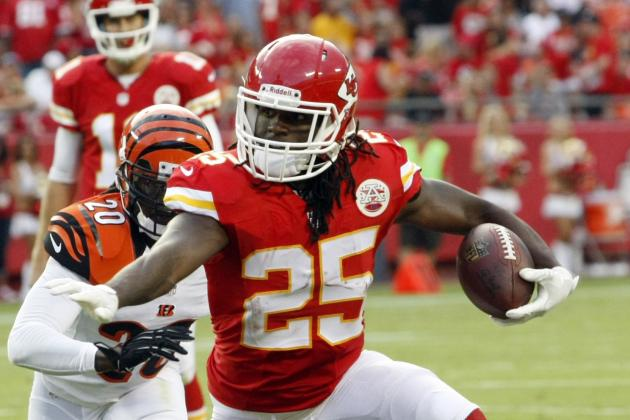 Fantasy Football 2014 Rankings: Final Top 100 Big Board and Position Breakdown