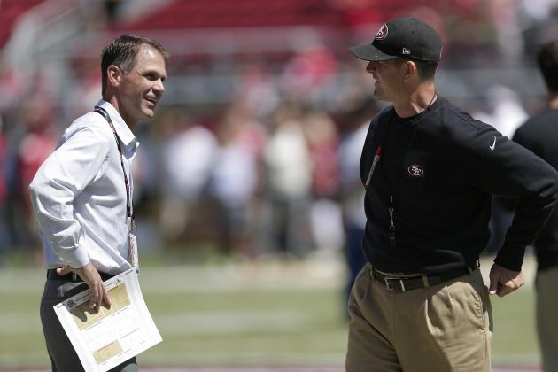San Francisco 49ers: Immediate 53-Man Roster-Cut Predictions Post-Texans Game