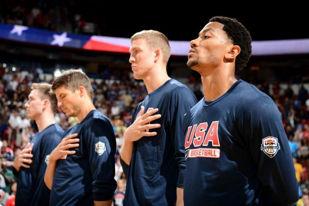 5 Squads Who Could Cause Major Problems for Team USA at FIBA Tournament