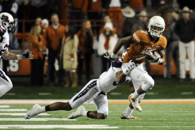 Texas Football: 5 Stars Who Will Break out in 2014