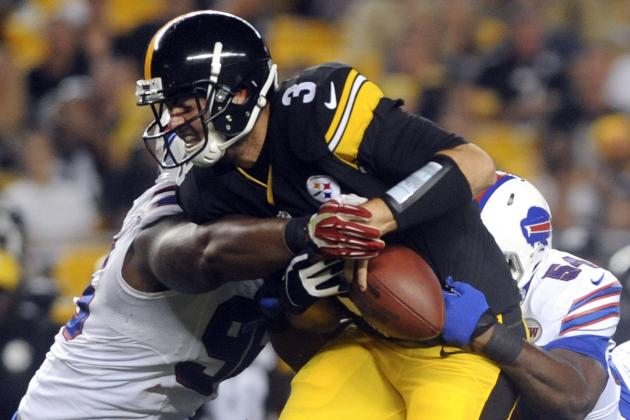 Pittsburgh Steelers' Biggest Preseason Disappointments so Far