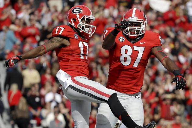 Georgia Football: 5 Stars Who Will Break out in 2014