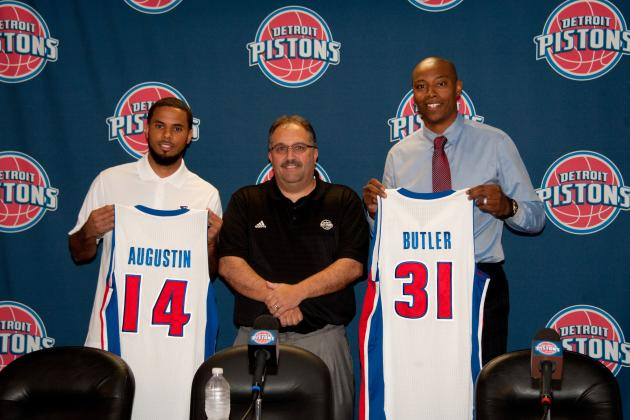 Predicting the Roles and Impact of Each Detroit Pistons Newcomer This Season