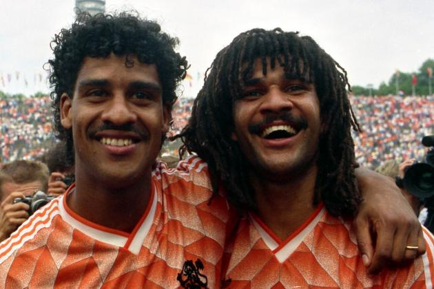 10 Great Midfield Maestros in Netherlands History