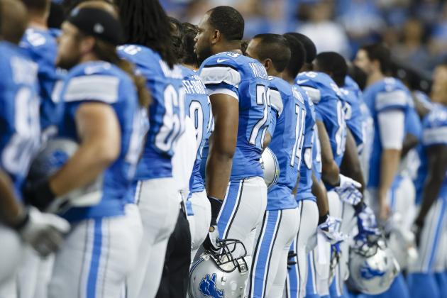 Detroit Lions 2014 Virtual Program: Depth Chart Analysis, X-Factors and More