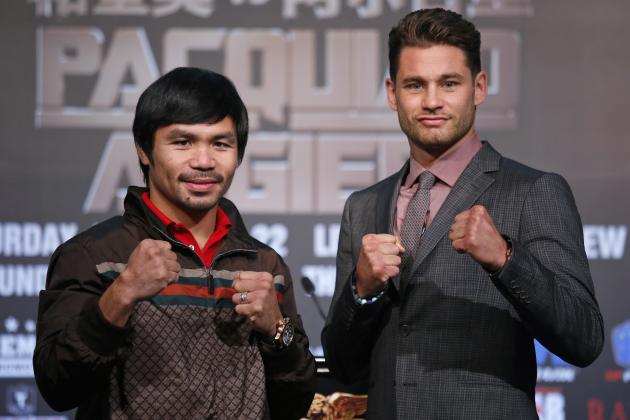Predicting the Top 10 Pound-for-Pound Fighters at the End of 2014