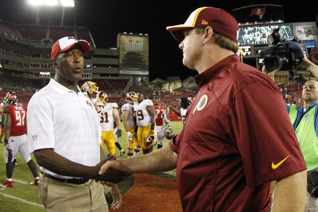 Washington Redskins: Immediate 53-Man Roster Cut Predictions Post-Tampa Bay Game