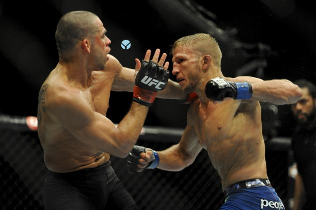 UFC 177 Bold Predictions: Can Renan Barao and T.J. Dillashaw Draw a Crowd?