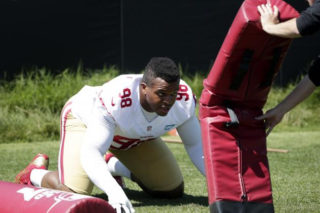Breaking Down 49ers Practice Squad