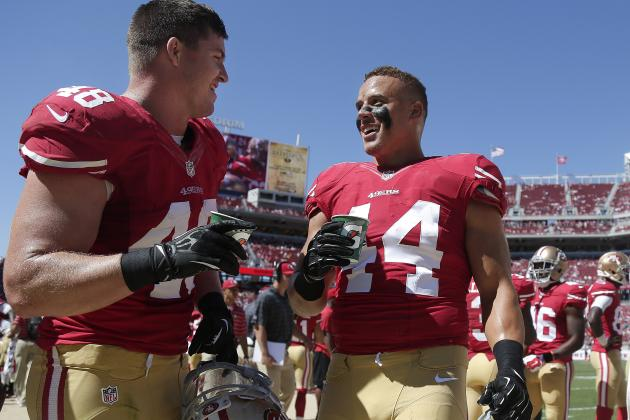 NFL Jerseys Sale - Breaking Down 49ers Practice Squad | Bleacher Report