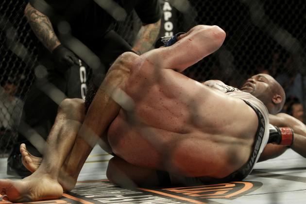 The Most Shocking Submissions in MMA History