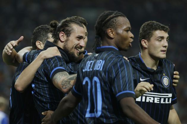 Inter Milan vs. Stjarnan: Winners and Losers from Europa League Qualifier