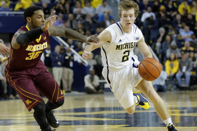 Michigan Basketball: Ranking U-M's Most Important Role Players in 2014-15