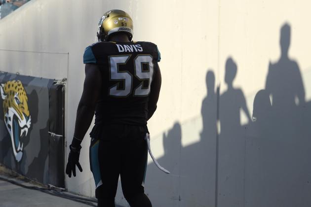 Jacksonville Jaguars: Immediate 53 Man Roster Cut Predictions Post Falcons Game