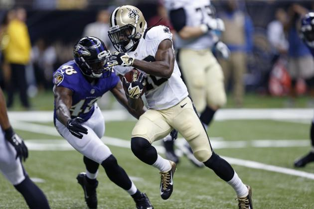 New Orleans Saints: Immediate 53-Man Roster-Cut Predictions Post Ravens Game