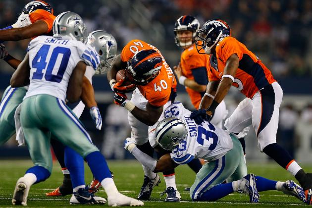 Denver Broncos: Immediate 53-Man Roster Cut Predictions Post-Dallas Game