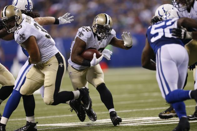 Fantasy Football 2014: 8 Players Whose Stock Has Skyrocketed in Preseason