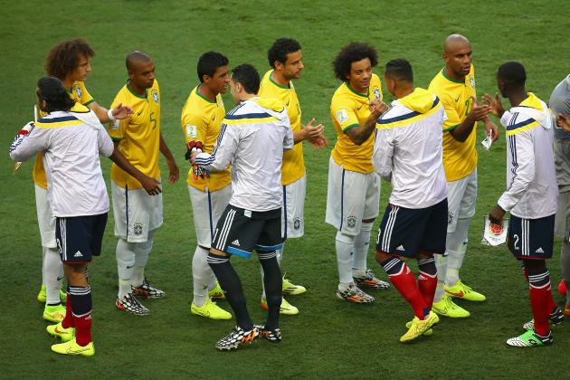 Predicting Brazil's Starting XI Against Colombia
