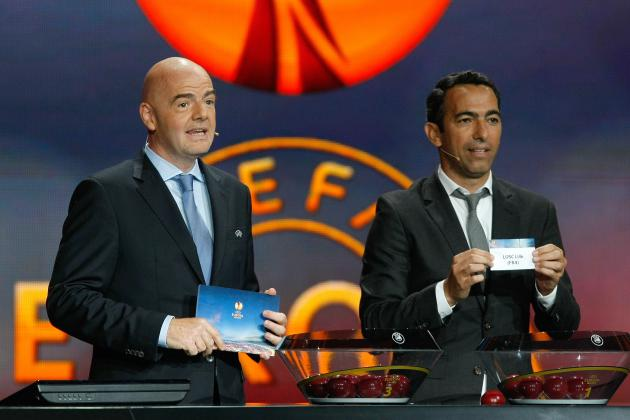 Winners and Losers from the Europa League Group-Stage Draw