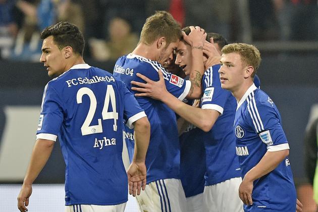 Key Battles That Will Shape Schalke's Clash with Bayern Munich