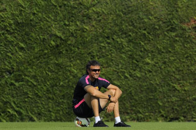 5 Big Calls Luis Enrique Must Make for Barcelona This Season
