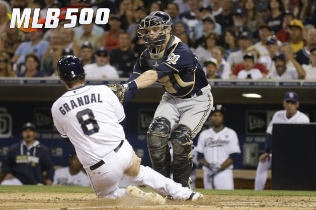 B/R MLB 500: Top 35 Catchers
