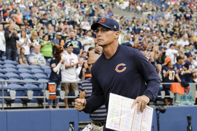 Grading the Chicago Bears' Final 53-Man Roster
