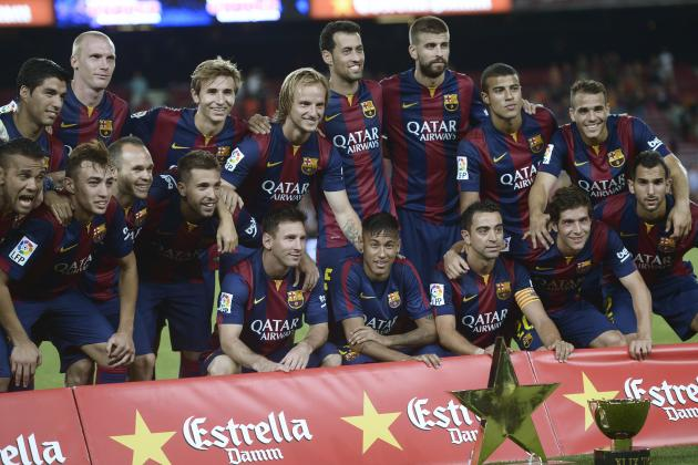 Barcelona: Full Report Card for Every Position for August