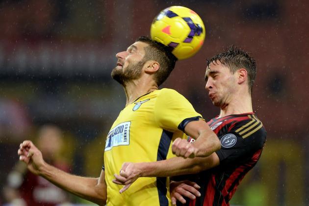 Key Battles That Will Shape AC Milan's Clash with Lazio
