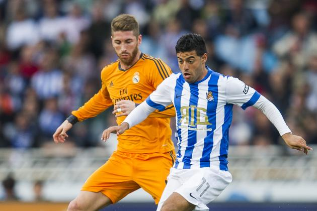 Key Battles That Will Shape Real Madrid's Clash with Real Sociedad