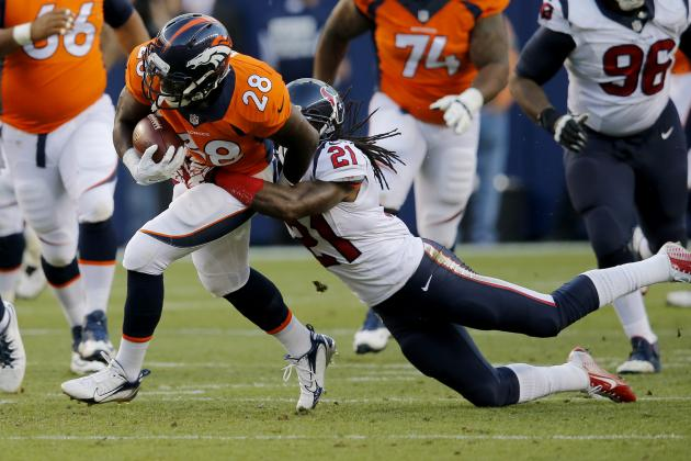 Fantasy Football Week 1: Early Advice for Your Season-Opening Roster
