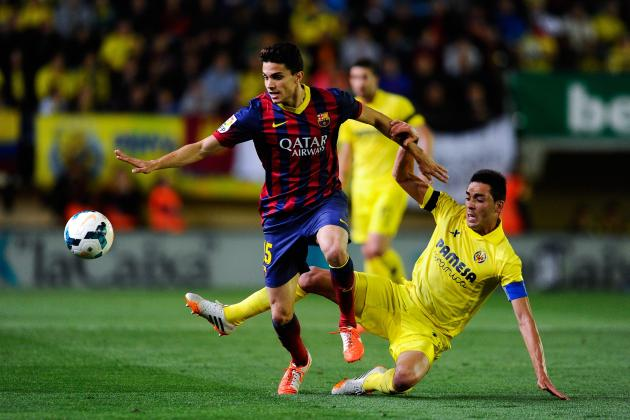 Key Battles That Will Shape Barcelona's Clash with Villarreal