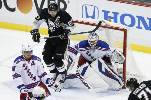Ranking Every NHL Team's Power Play Unit for 2014-15 Season